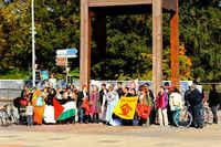Marche des Habitants